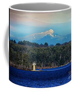 Chocorua And Spindle Point Coffee Mug by Mim White