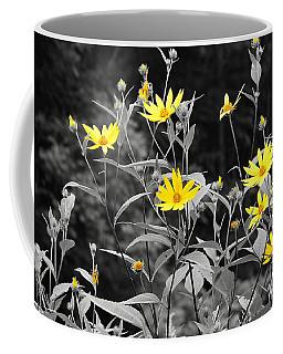 Chokeweeds Sc Coffee Mug by Mary Carol Story