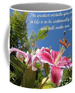 Choose Your Quote Choose Your Picture 20 Coffee Mug