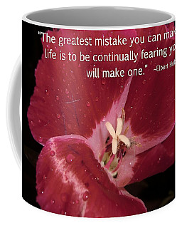 Choose Your Quote Choose Your Picture 8 Coffee Mug