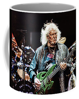 Chris Squire From Yes Coffee Mug