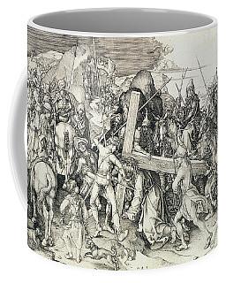Christ Bearing His Cross Coffee Mug
