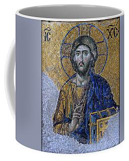 Christ Pantocrator -- Hagia Sophia Coffee Mug