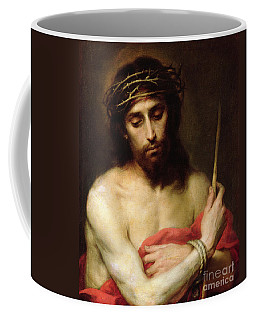 Christ The Man Of Sorrows Coffee Mug