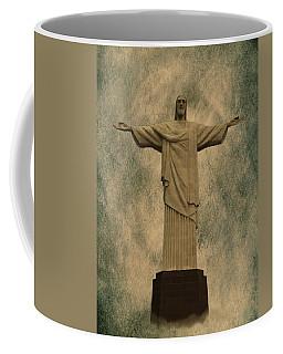 Christ The Redeemer Brazil Coffee Mug