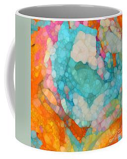 Christian Art- 2 Corinthians 5 17 A New Day Coffee Mug