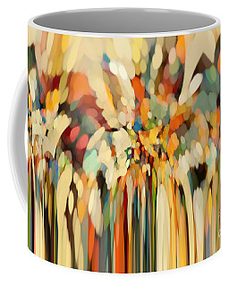 Christian Art- Angels Guiding Lot. Genesis 19 15 Coffee Mug by Mark Lawrence