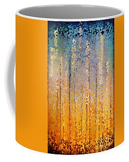 Christian Art- Everyone Who Calls. Romans 10 13 Coffee Mug by Mark Lawrence