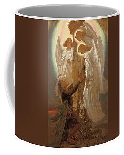 Christian At The Foot Of The Cross Coffee Mug