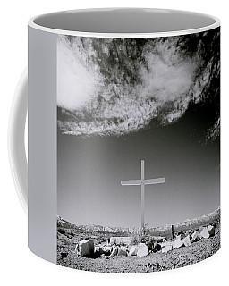 Christian Grave Coffee Mug by Shaun Higson