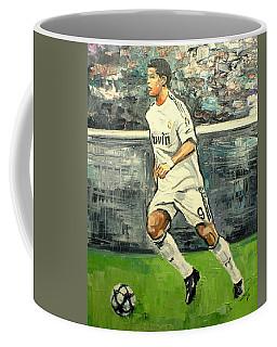 Christiano Ronaldo Coffee Mug