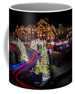 Christmas At The Montage Coffee Mug