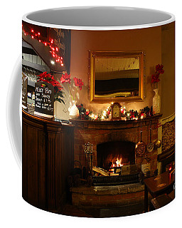 Christmas At The Pub Coffee Mug