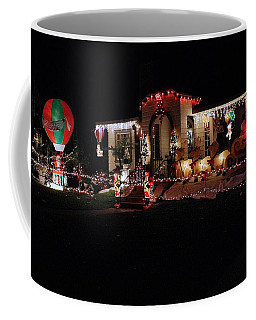 Christmas Baloon Coffee Mug