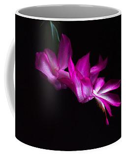 Christmas Cactus Blossom Coffee Mug