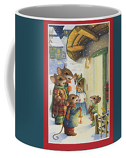 Christmas Carols Coffee Mug