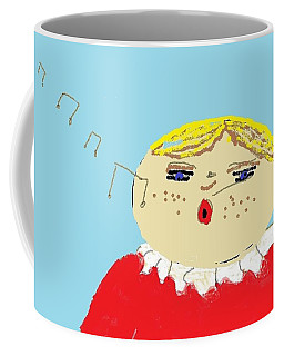 Christmas Choir Coffee Mug