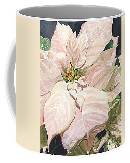 Coffee Mug featuring the painting Christmas Classic by Barbara Jewell