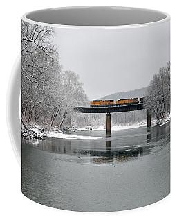 Christmas Coal Coffee Mug