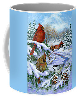 Christmas Creek Coffee Mug