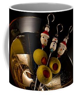 Christmas Crowded Martini Coffee Mug