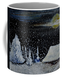 Christmas Eve Coffee Mug