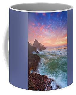 Christmas Eve Sunset Coffee Mug