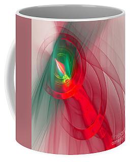 Christmas Flame Coffee Mug