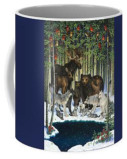 Christmas Gathering Coffee Mug