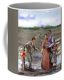 Christmas Gift - An Antebellum Christmas Coffee Mug