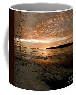 Christmas Ice Coffee Mug