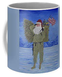 Christmas In Afghanistan  Coffee Mug