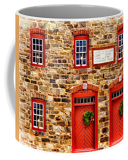Christmas In Bethlehem Pa Coffee Mug
