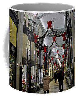 Christmas In Piccadilly Arcade Coffee Mug