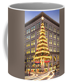 Christmas In Pittsburgh  Coffee Mug