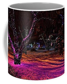 Christmas In The Park Coffee Mug