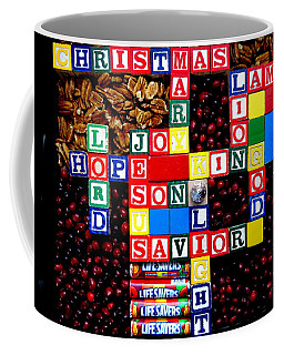 Christmas Is All About Jesus Coffee Mug