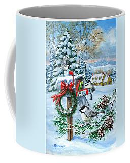 Christmas Mail Coffee Mug