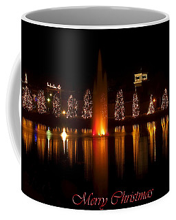 Christmas Reflection - Christmas Card Coffee Mug