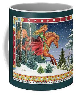 Christmas Ride Coffee Mug