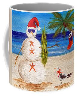 Christmas Sandman Coffee Mug