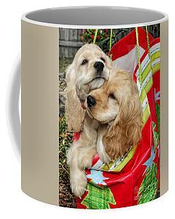Christmas Shopping Coffee Mug