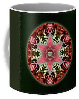 Christmas Star Coffee Mug
