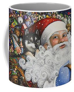 Christmas Stowaway Coffee Mug