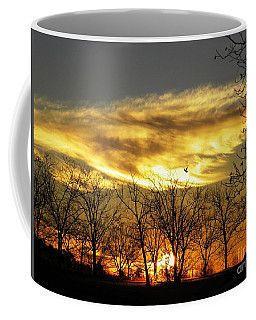 Christmas Sunrise Coffee Mug