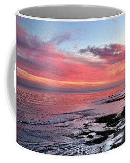 Christmas Sunset Coffee Mug