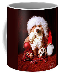 Christmas Teddy Coffee Mug
