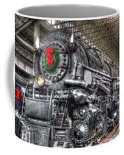 Christmas Train-the Holiday Station Coffee Mug