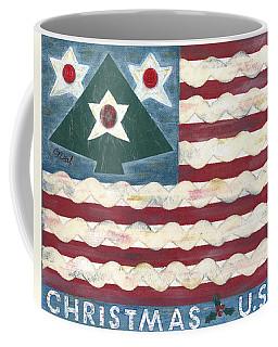 Christmas U.s.a. Coffee Mug