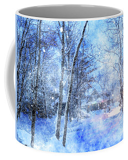 Christmas Wishes Coffee Mug